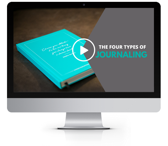 Debra Searle - Explanations of the type of journaling